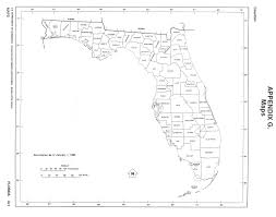 Blank Electoral Map by Florida Outline Maps And Map Links