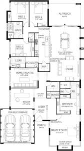 riviera single storey display floor plan wa 2017 house plans