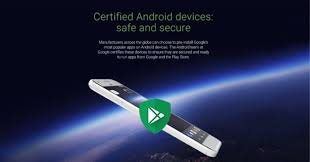android label play protect program will label android devices as safe