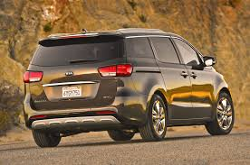 2015 kia sedona reviews and rating motor trend