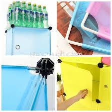 plastic bedroom furniture diy cabinet children toy organizer buy