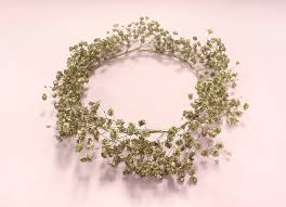 Baby S Breath Flower How To Diy Baby U0027s Breath Flower Crown Beau Coup Blog