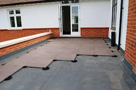 balcony patio and roof terrace flooring case studies
