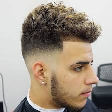 haircut with weight line photo best curly hairstyles for men 2018 men s haircuts hairstyles 2018