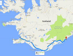 Draw On Google Maps Iceland On World Map Pointcard Me