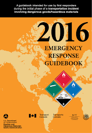 phmsa emergency response guidebook erg
