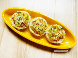 easy vegetarian canapes easy mixed vegetable bread canapes recipe theindianspot com