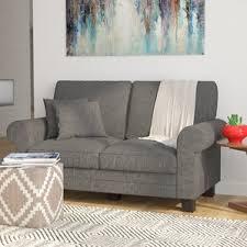 Print Fabric Sofas Coastal Sofas You U0027ll Love Wayfair