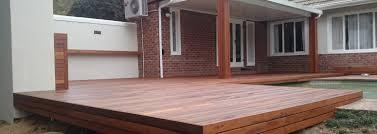 leisure decking melbourne deck builders timber decking