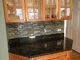 slate backsplash kitchen slate backsplash tile design regarding decor 0 divinodessert