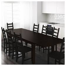 docksta table black dining room table the perfect choice u2014 the decoras jchansdesigns