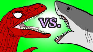 cute shark attack cartoon 9 shark dino monster truck