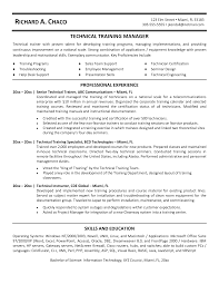 fitness instructor resume resume for your job application