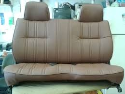 Car Seat Re Upholstery Upholstery Furniture Los Angeles Lopez Upholstery