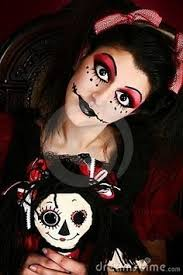 Creepy Doll Halloween Costume Halloween Makeup Ideas Creepy Doll Omg