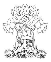 tinker bell coloring pages free printable tinkerbell fun