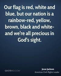 Black Red And Yellow Flag Jesse Jackson Quotes Quotehd