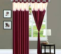 maroon curtains for bedroom maroon curtains woodio