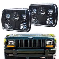 jeep wrangler square headlights get cheap led square headlights 2 aliexpress com alibaba