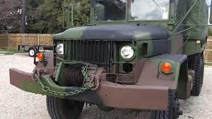 jeep kaiser 6x6 1966 kaiser jeep m35a2 recent overhaul youtube