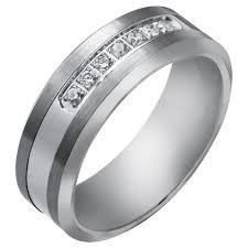 mens wedding bands titanium vs tungsten wedding rings mens tungsten wedding bands jewelers titanium