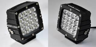 led automotive work light super bright led work lights free logo engrave ip68 69k automotive