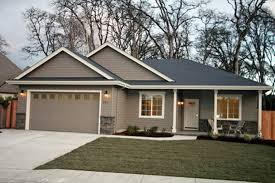exterior house color ideas ranch style