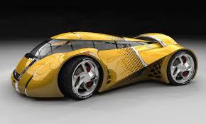 real futuristic cars ubo concept car 2012 on behance