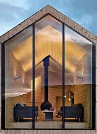 Design Interior House Ski In Stroll Out Reiulf Ramstad Designs A House For All Seasons