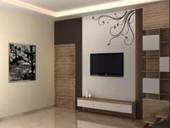 Bedroom Tv Unit Design Spacezin Kolkata Service Provider Of Bedroom Interior Design