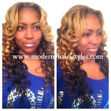partial sew in hairstyles for synthetic hair short black women hairstyles of weaves braids and protective