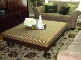 Espresso Ottoman Coffee Table Leather Coffee Table Ottoman With Storage Fieldofscreams