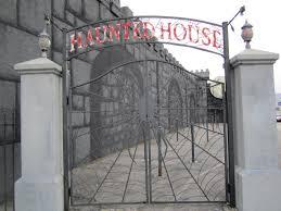 nightmare on 13th haunted house gate salt lake city utah image