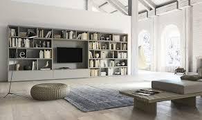 Wall Unit Bookshelves - wall units interesting wall unit book shelves white library
