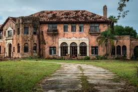 u0027haunted u0027 mansion in howey in was sold and will be
