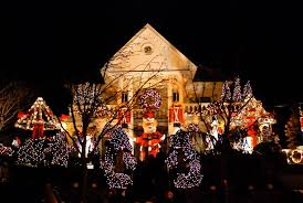 Dyker Heights Christmas Lights Igokids Dyker Heights Christmas Lights At Dyker Heights