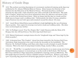 Blind Veterans Of America Social Media Guide Dog North America