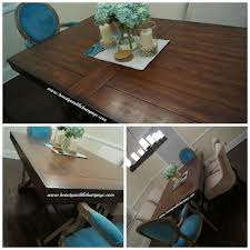 my farmhouse glam dining room beauty and the bump