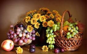 flowers and fruits flowers and fruits wallpaper hd for desktop in high quality