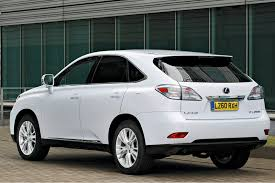 lexus rx 400h used review more power to you u0027 lexus rx 450h 2009 2012 independent used