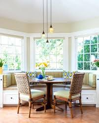 kitchen bay window seating ideas kitchen window seat ideas home stories a to z bay window dining room
