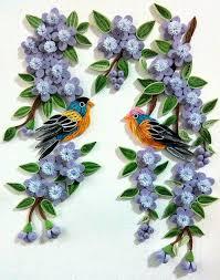 paper quilling birds tutorial 91 best quelled birds images on pinterest paper art paper