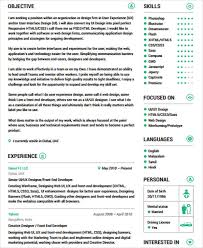 sample front end developer resume 7 examples in word pdf