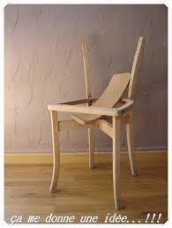 chaise cass e c est encore moi ça me donne une idée