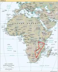 africa map great rift valley springbok classic air great rift valley and spice tour