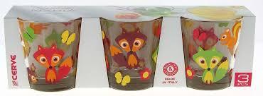 bicchieri cerve bicchieri 3pz fox m57110 cerve supertop aversa