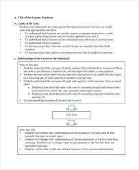 elementary lesson plan template elementary physical education