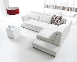 Awesome White Living Room Furniture Sets Photos Home Design - Modern sofa set design ideas