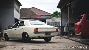 ladyonwheels tepay ford cortina slammed muscle car 1 car