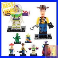 toy story buzz lightyear lego minifigures ebay